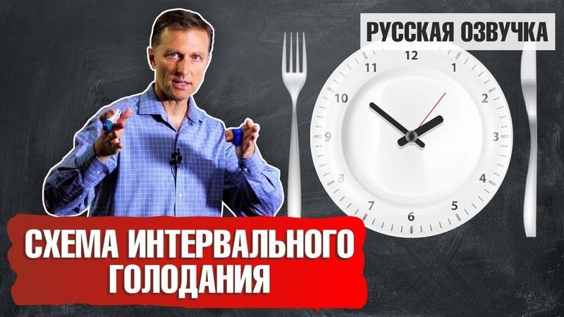 Лучшая схема интервального голодания русская озвучка