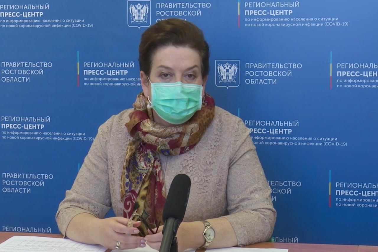 Почти 900 человек с коронавирусной инфекций выздоровели в Ростовской области