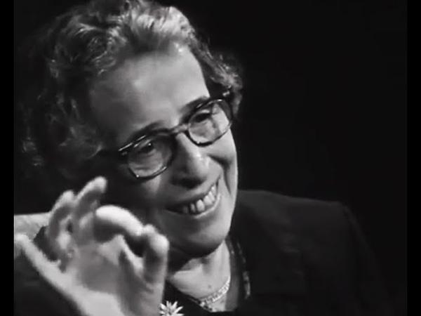 Hannah Arendt Interview 1964 What Remains Zur Person Günter Gaus