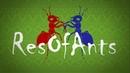 ANTS FARM ONLINE NIGHT-86 x2 МУРАВЬИНАЯ ФЕРМА ОНЛАЙН - НОЧЬ 86 Муравьи Ants Ant Wars 24/7