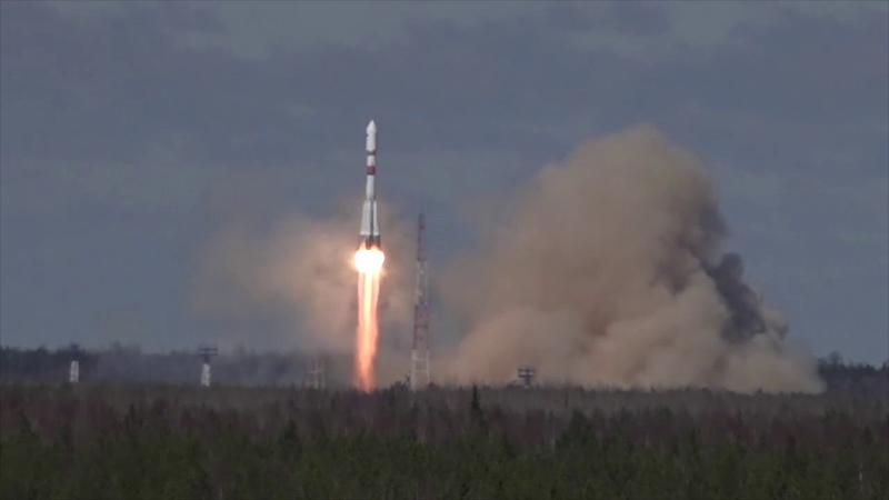 Soyuz 2 1b launches Kosmos 2546
