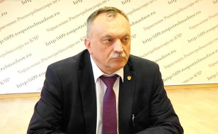 Главный санитарный врач КЧР рассказал о состоянии зараженных коронавирусом жителях региона