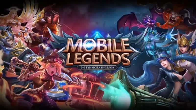 Mobile Legends потом в конце стрима ТАНКИ