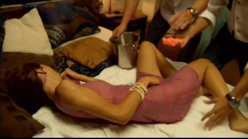 Наталья Бордо в сериале Барвиха (2011) - Сезон 2 / Серия 9 HD 1080p Голая? Секси!