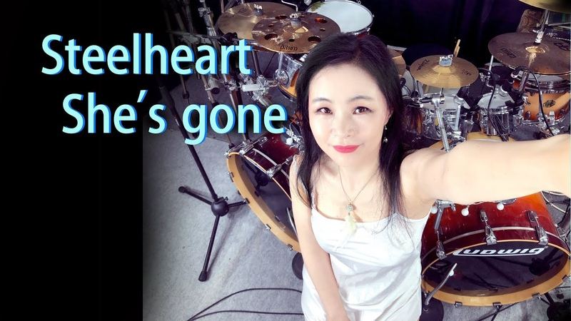 Steelheart She's gone drum cover by Ami Kim 104