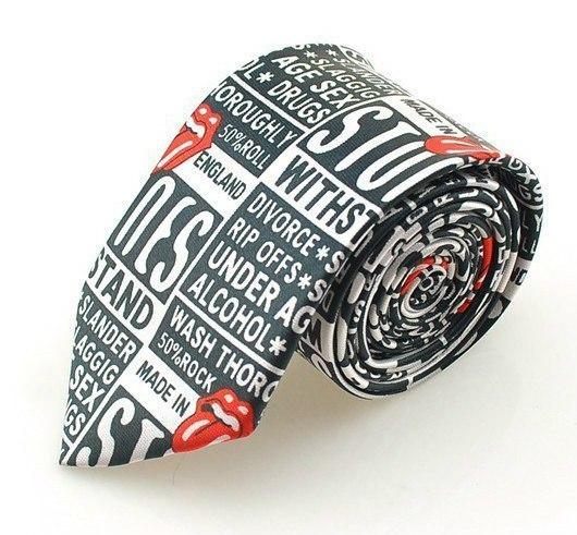 Стильный галстук -