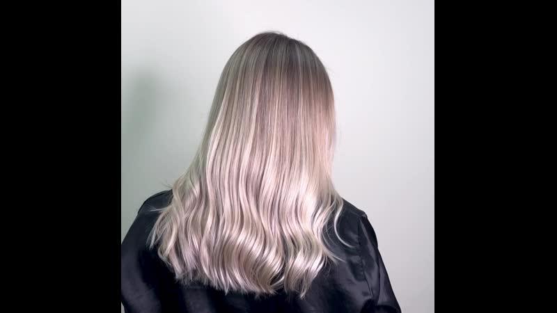 Blonde silky pearls Gtanini