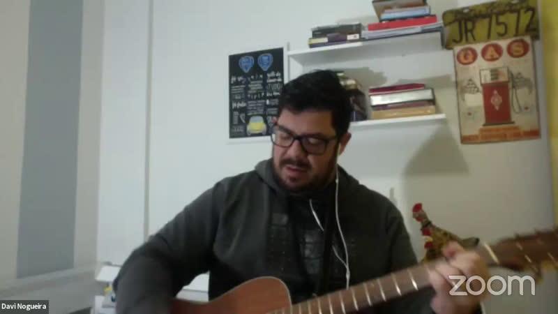 04072020 - Culto de sábado 20h - Reverendo Davi Nogueira Guedes live