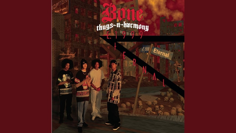 Bone Thugs N Harmony Down '71 The Getaway