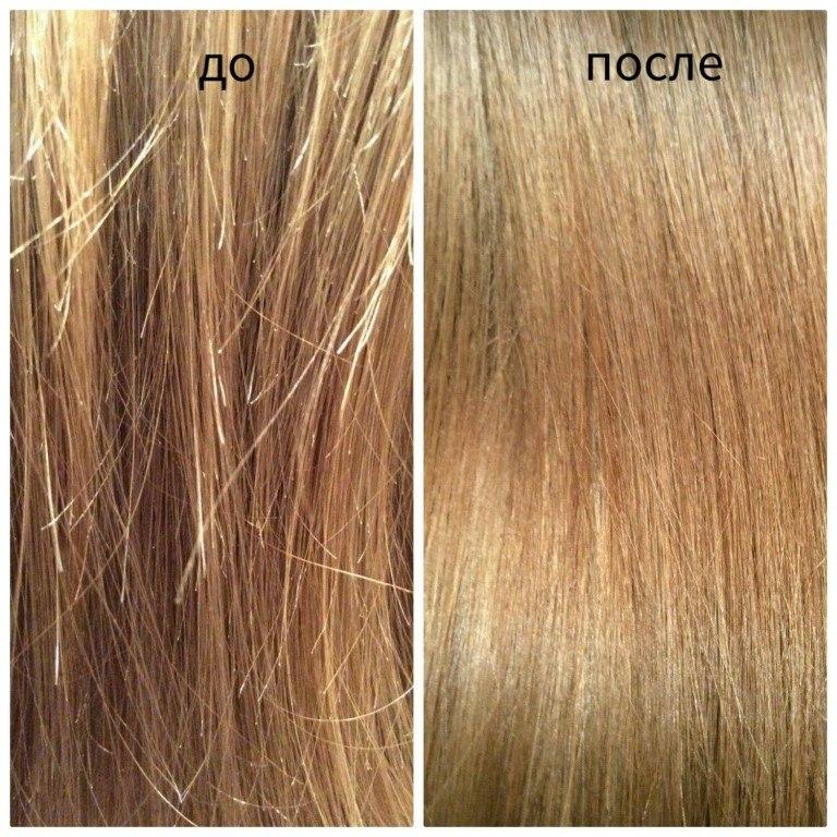 Полировка волос + уход500р!