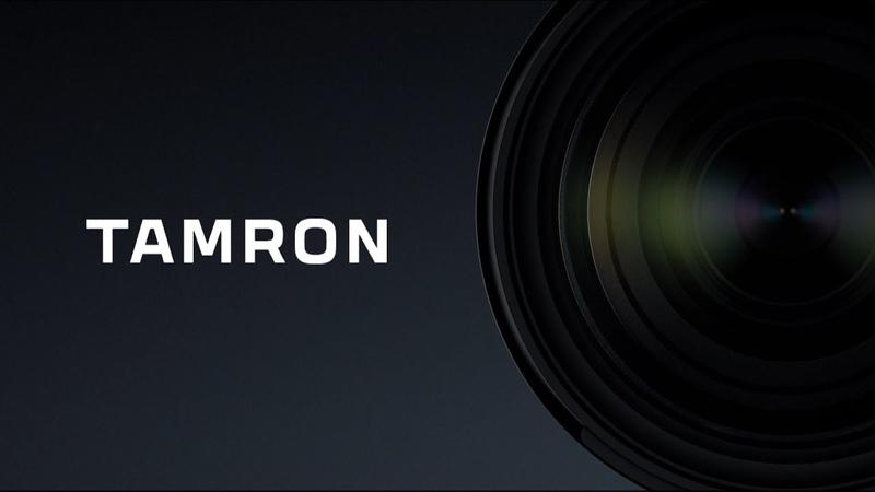 タムロン 新製品ティザームービー第二弾 公開
