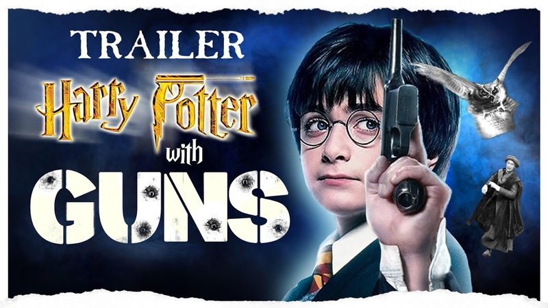 Harry Potter and the Deathly Weapons Trailer