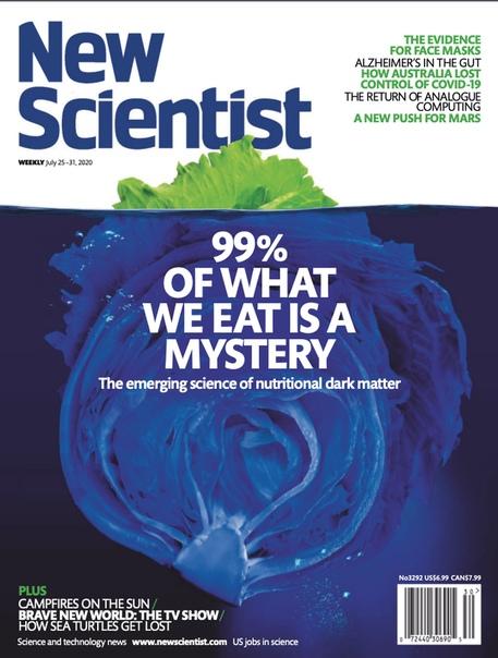 New Scientist - 25 July 2020