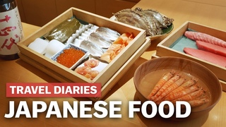 Travel Diaries: Japanese Food Compilation   japan-guide.com
