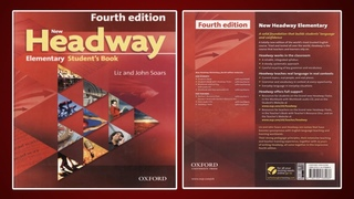 (Update) New Headway Elementary Student's Book 4th :All Units -01-12 Full