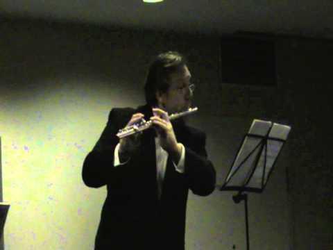 Сунцов И Gossek Tamburin I Suntsov flute K Arpin piano