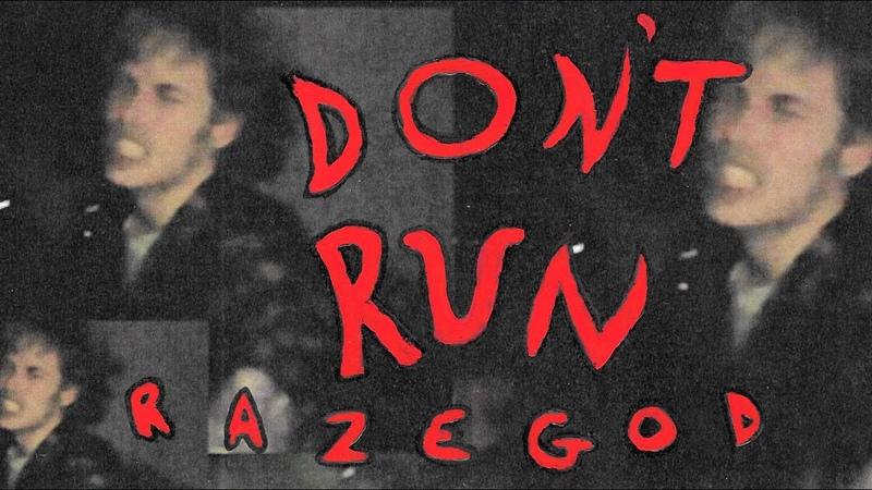 RAZEGOD Don't Run Prod Razegod ✨VISUALS by BALTOGUCCI✨Shot on 3DS XL